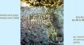 primavera literária! satyrianas 2012
