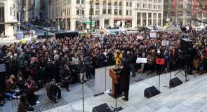 Escritores resistem: uma canção de escárnio ao Trump
