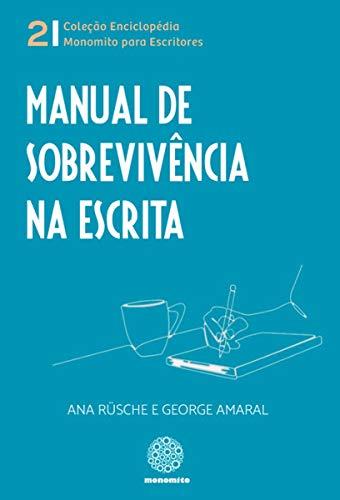 capa do livro manual para sobrevivência na escrita