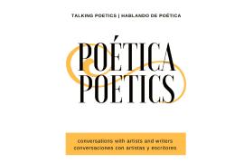 Talking poetics: José Luiz Passos and Patricia Van Dalen