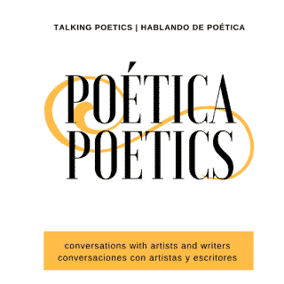 Talking poetics: José Luiz Passos and Patricia Van Dalen