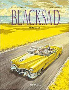 Amarillo capa Blacksad trad Ana Rusche