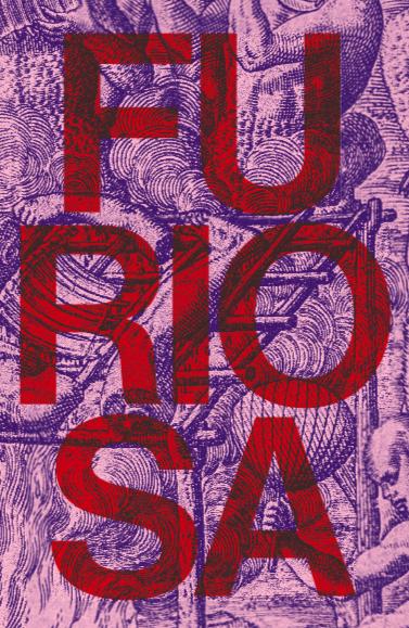 Furiosa a nautical chart cover